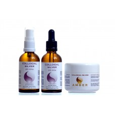 20ppm Enhanced Colloidal Silver Care Pack
