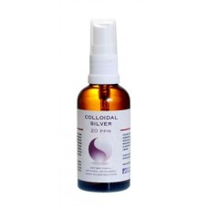 20ppm Enhanced Colloidal Silver 50ml Spray